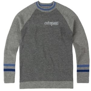 NWT Cotopaxi The Libre Sweater Unisex Dusk Grey
